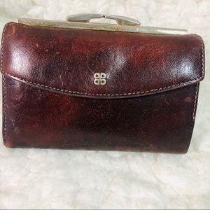 Bosch vintage wallet coin purse
